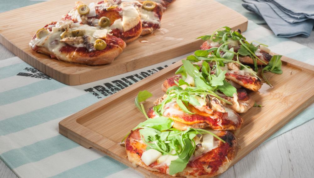Viernes de pizza casera