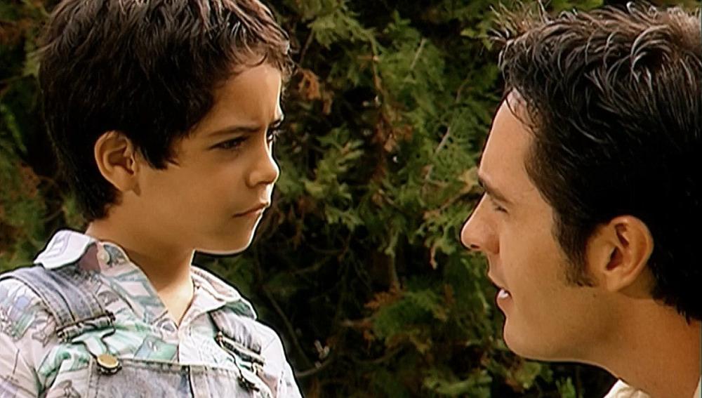 Frijolito se hace amigo de Ignacio