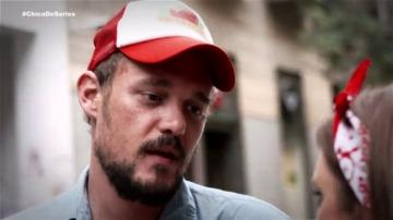 'La mirada asesina', el mayor desafío de Fede Aguado
