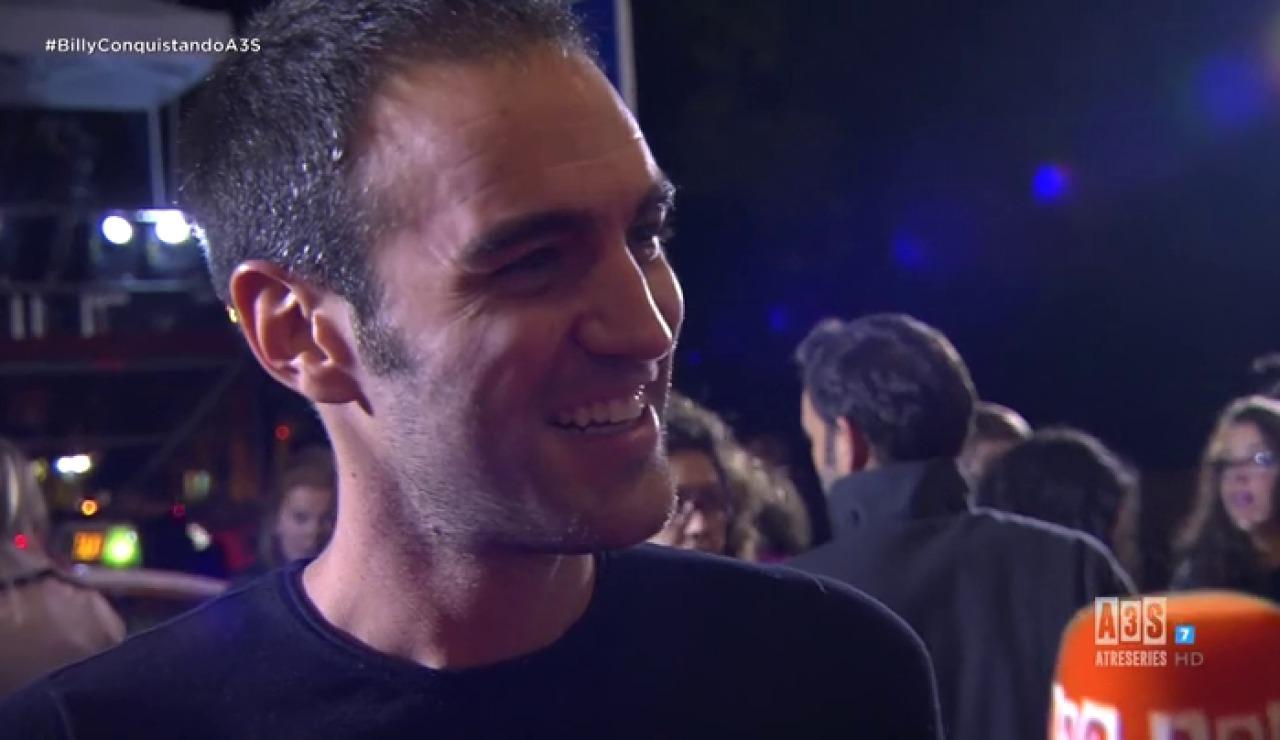 "Jon Plazaola: ""Yo soy de cantar y bailar poco"""