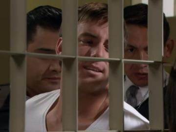 Rodrigo Cáceres ingresa en prisión