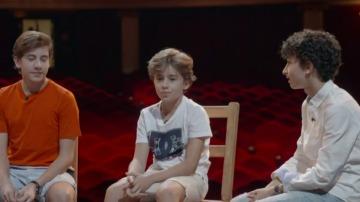 Los 'Billys' cuentan su experiencia en el musical
