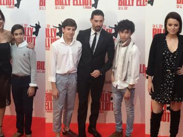 Así vivimos el estreno VIP de 'Billy Elliot' #BillyConquistandoA3S