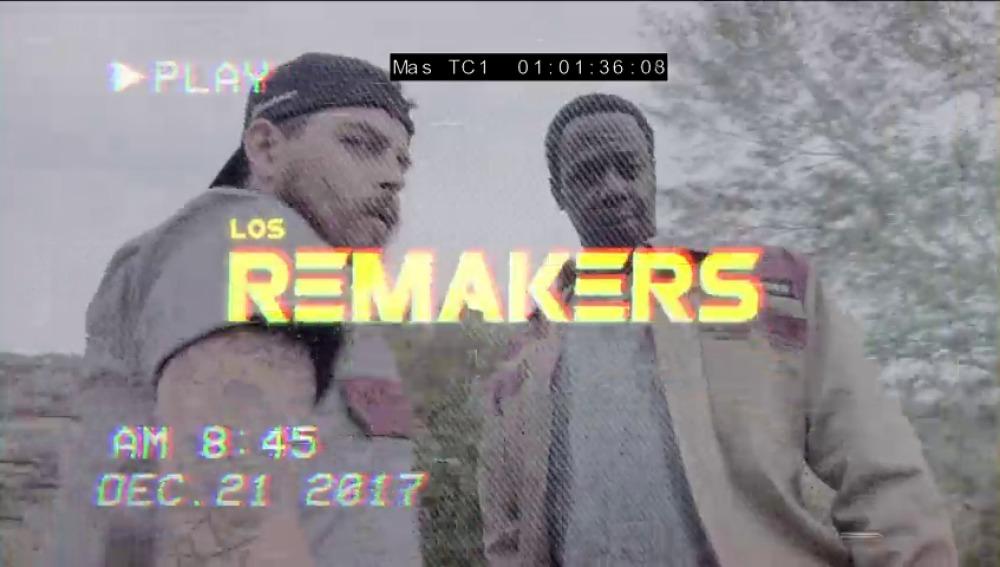 Jimmy Barnatán y Jimmy Castro, 'Los remarkers', recrearán las mejores escenas de series de la televisión