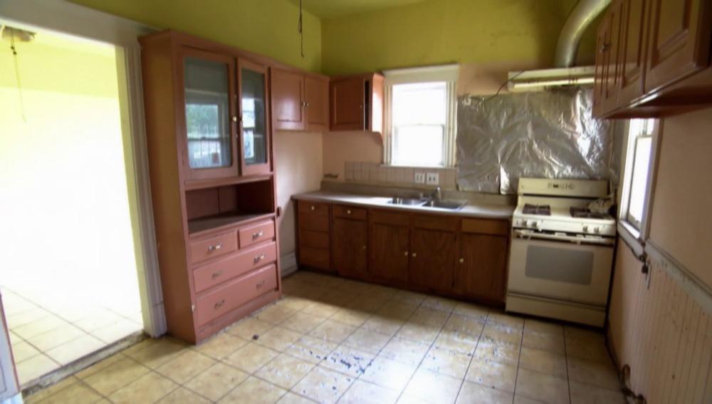Así es una casa vintage antes de ser reformada