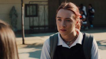 Saoirse Ronan en 'Lady Bird'