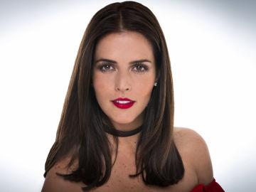 Claudia Álvarez es ISABEL MONTALBÁN