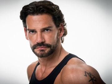 Cristian de la Fuente es DANIEL OTERO