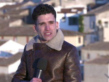 """Jaime Lorente: """"Parecía el auténtico Denver"""""""